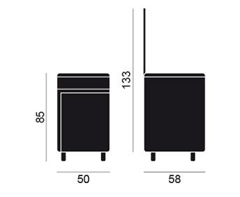 medidas hornos a gas vitrokitchen plcb550pbb