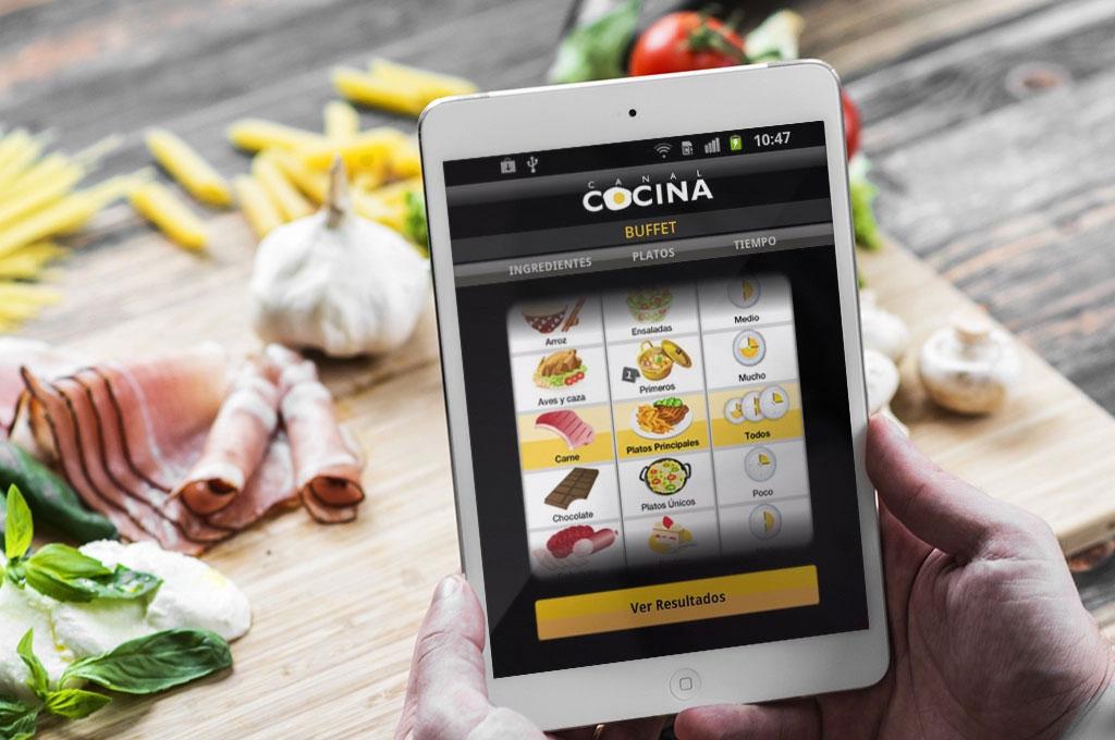 conoce aplicaciones para cocinar