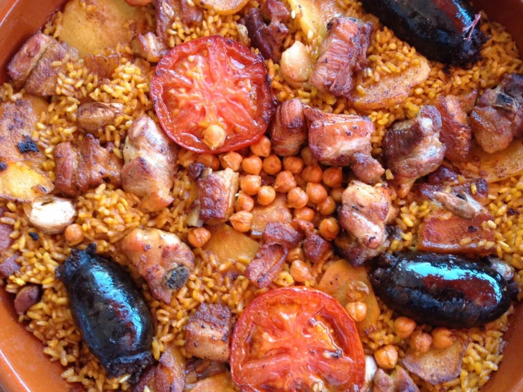 arroz al horno vitrokitchen cocinas a gas