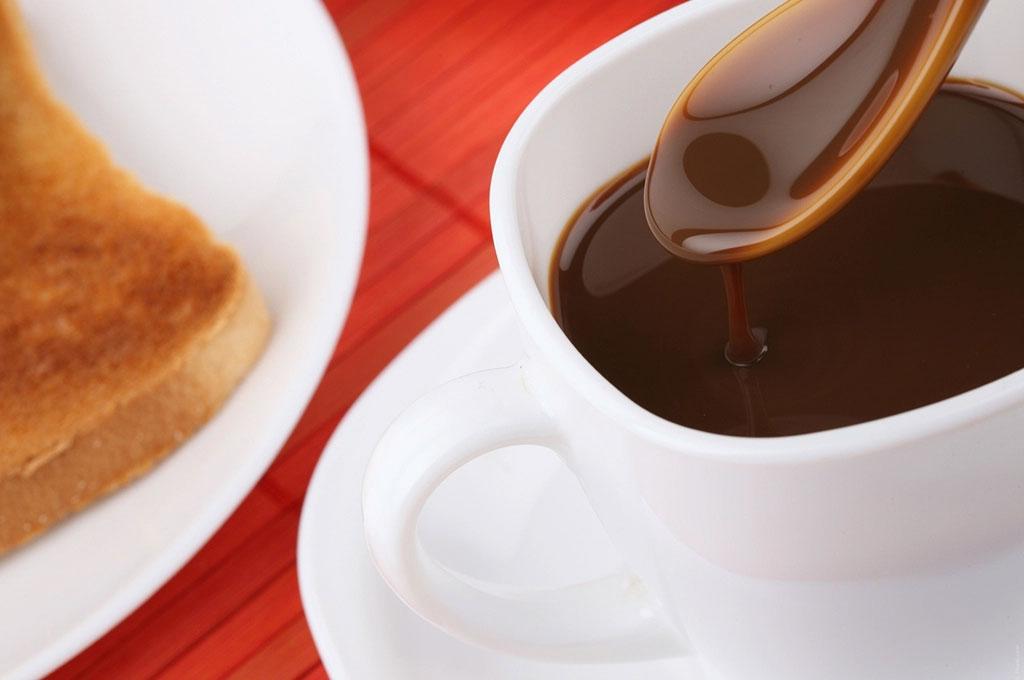 delicioso chocolate a la taza