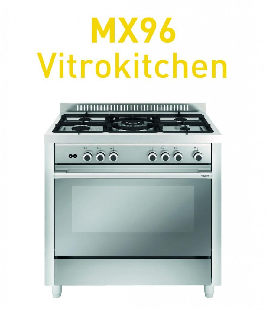Cocinas a gas vitrokitchen for Cocina vitroceramica a gas