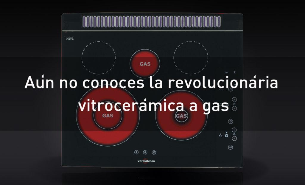 Vitroceramica a gas para una vida mas sana