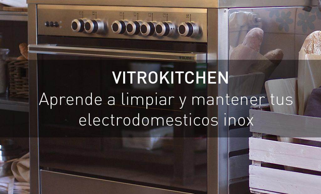 Como limpiar el acero inox de las cocinas y hornos a gas