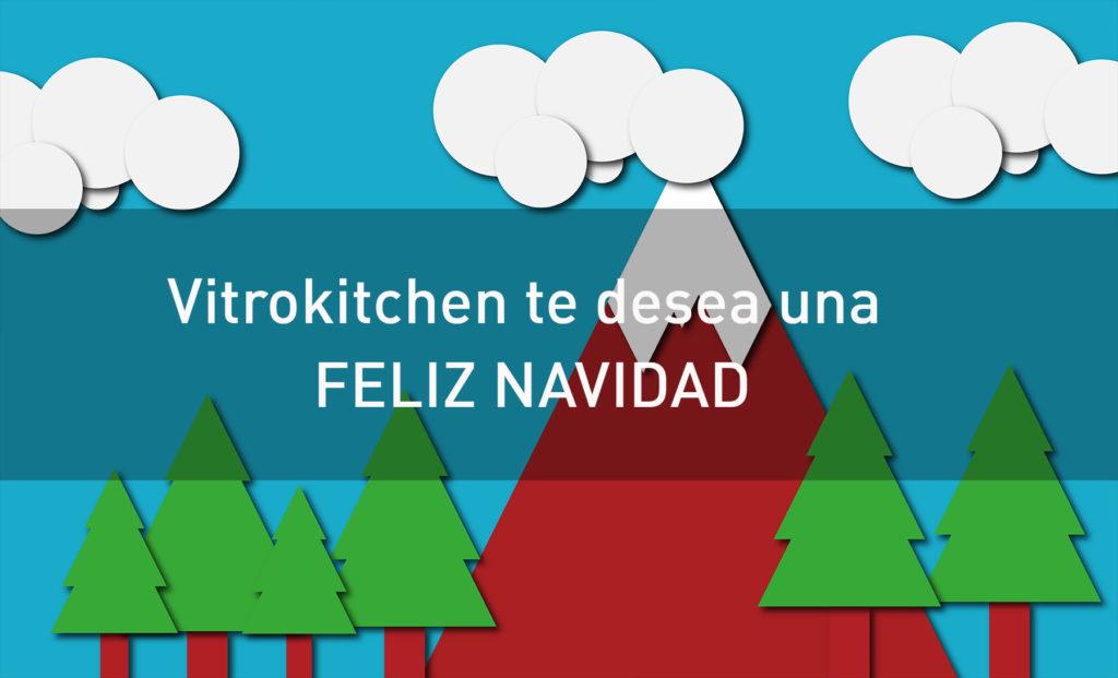 Feliz Navidad Vitrokitchen