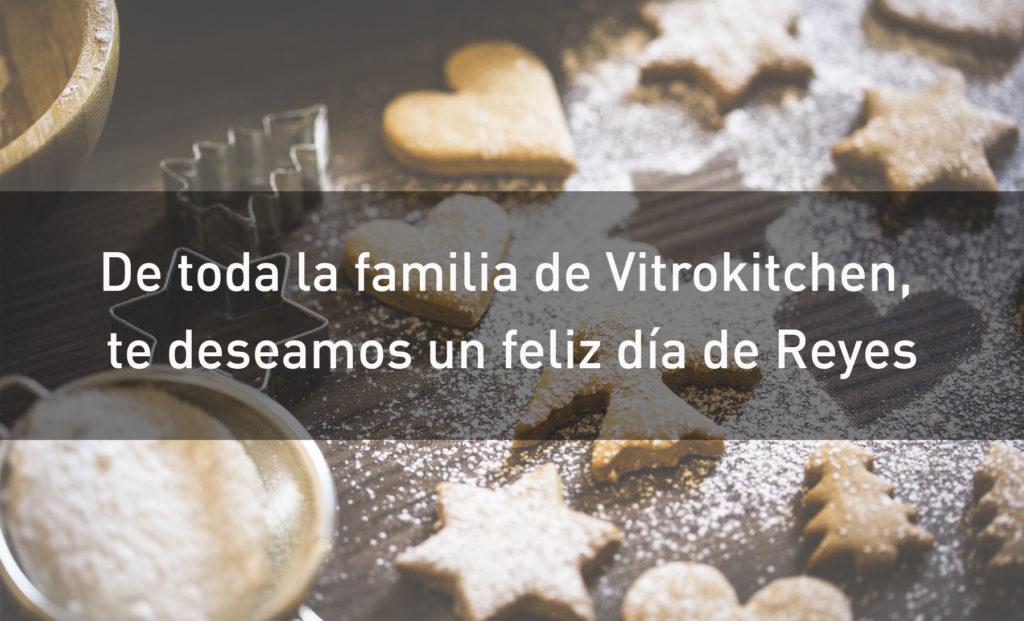 Postre dulce para el dia de reyes desde Vitrokitchen