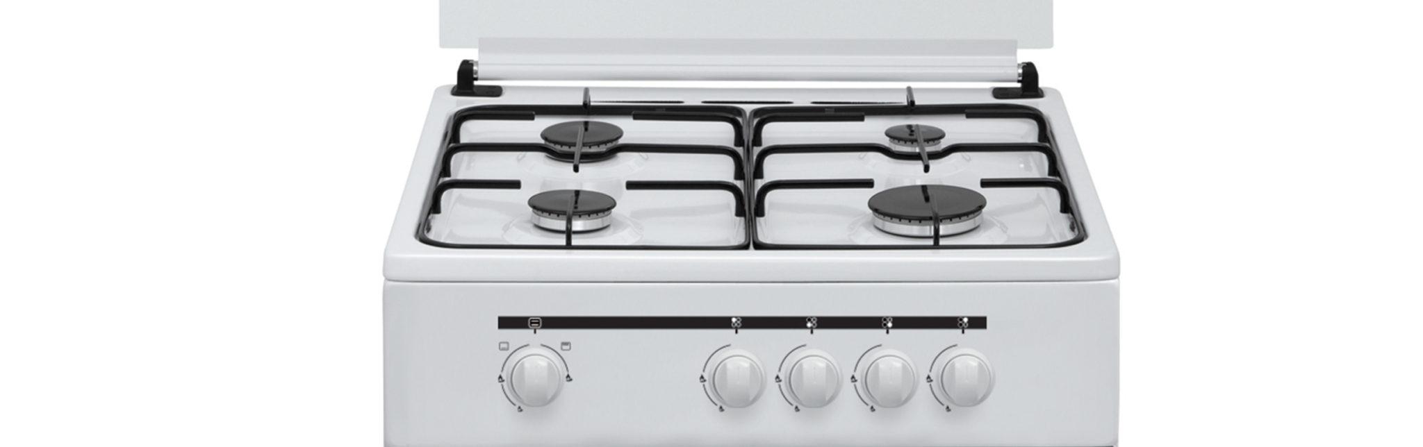 cocina a gas fogones