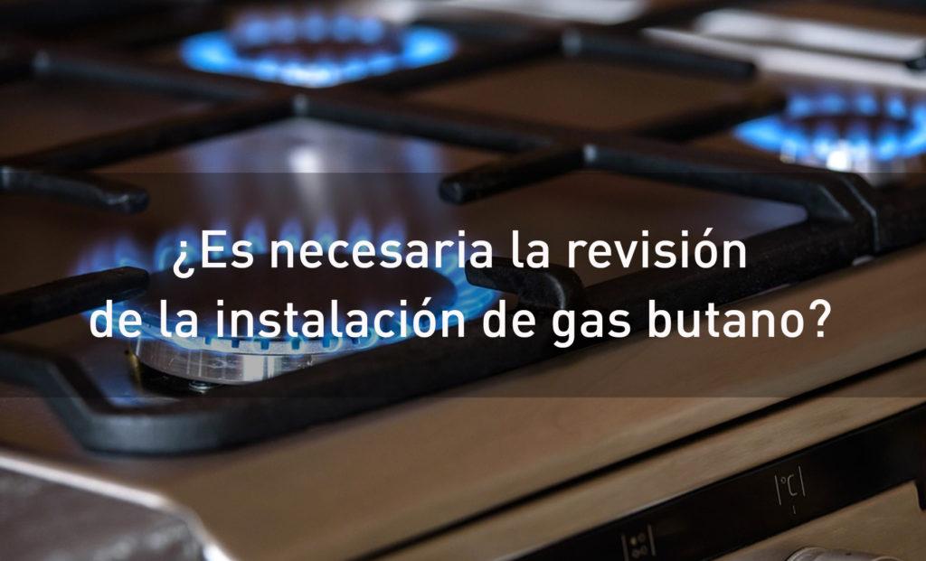 revision instalacion gas por seguridad