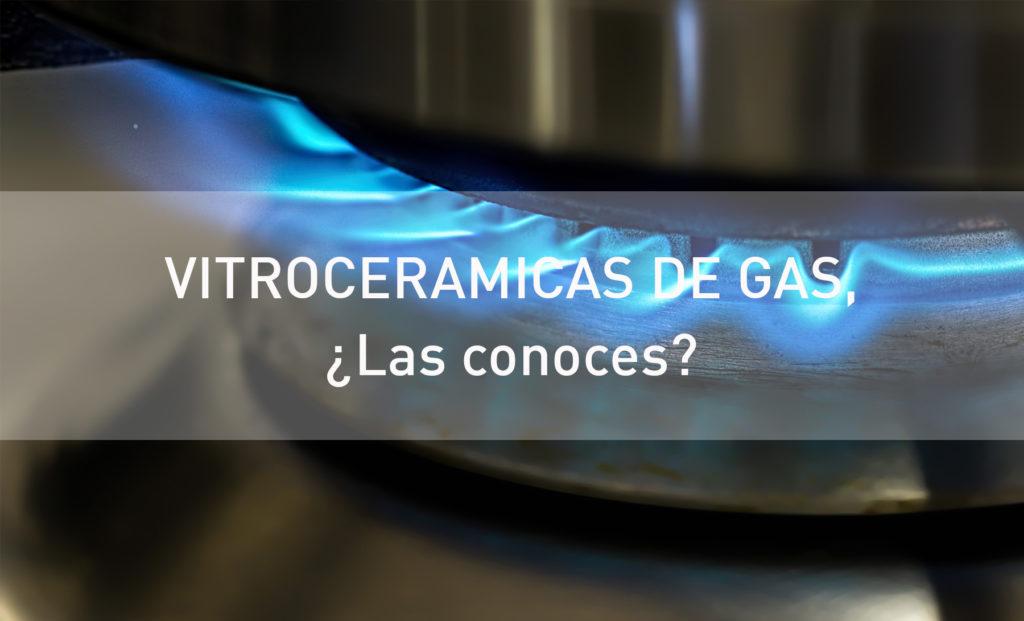 encimeras de gas