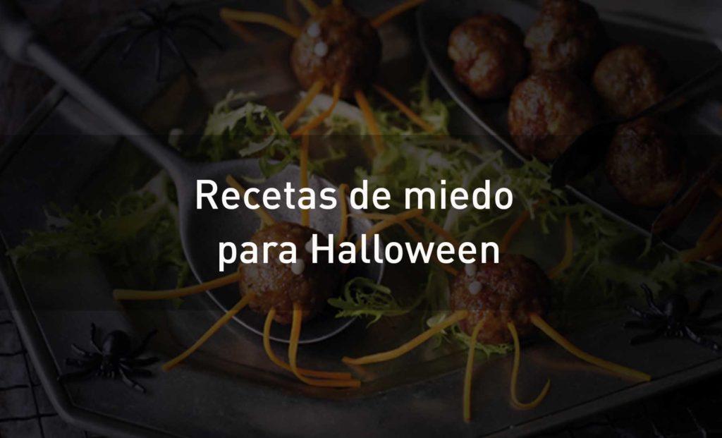 recetas halloween 2