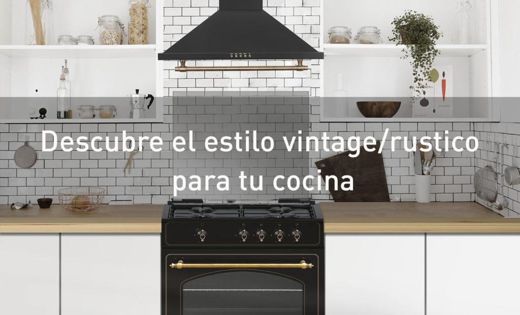Si Buscas Darle Personalidad A Tu Cocina Vintage No Te Pierdas - Cocinas-vintages