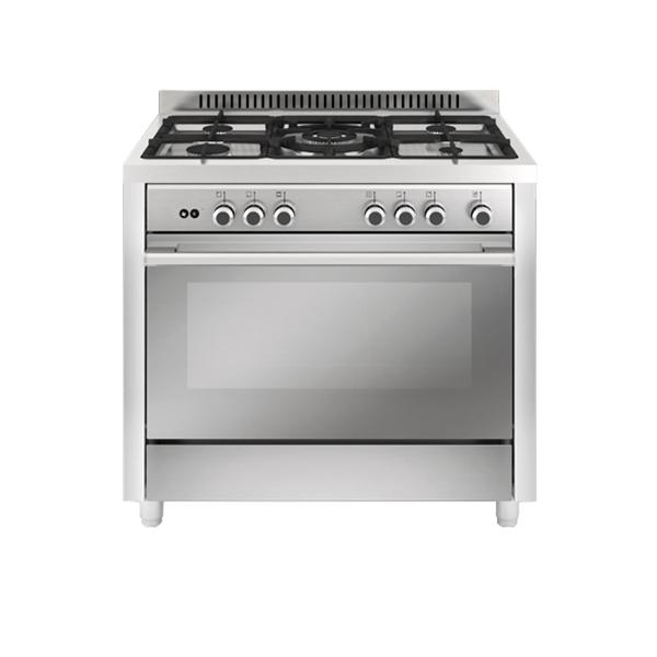 Cocinas a gas vitrokitchen - Cocina gas natural con horno ...