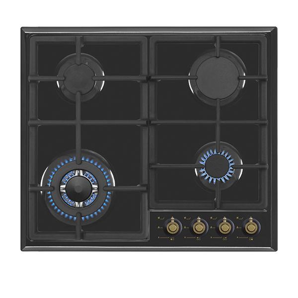encimera a gas EN63R vitrokitchen cocina