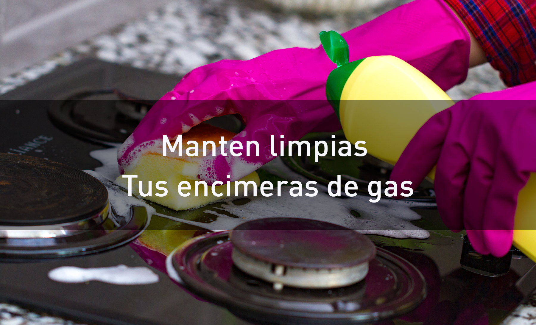 Como limpiar las encimeras en la cocina