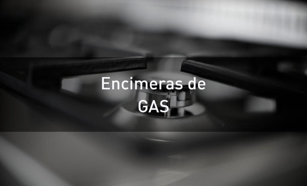 encimera de gas