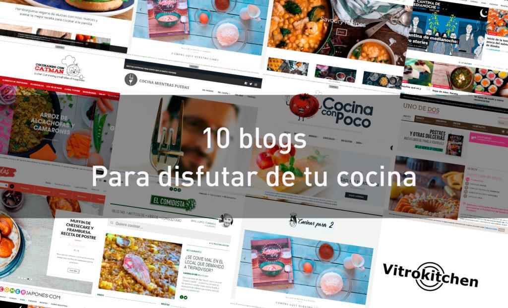 blogs cocina