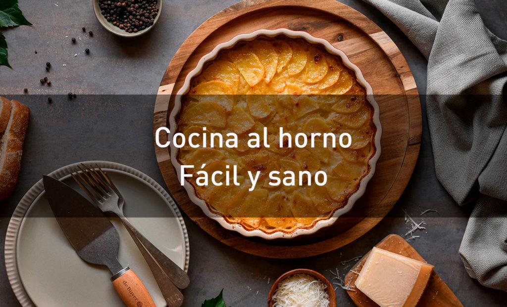 recetas faciles y sencilals al horno