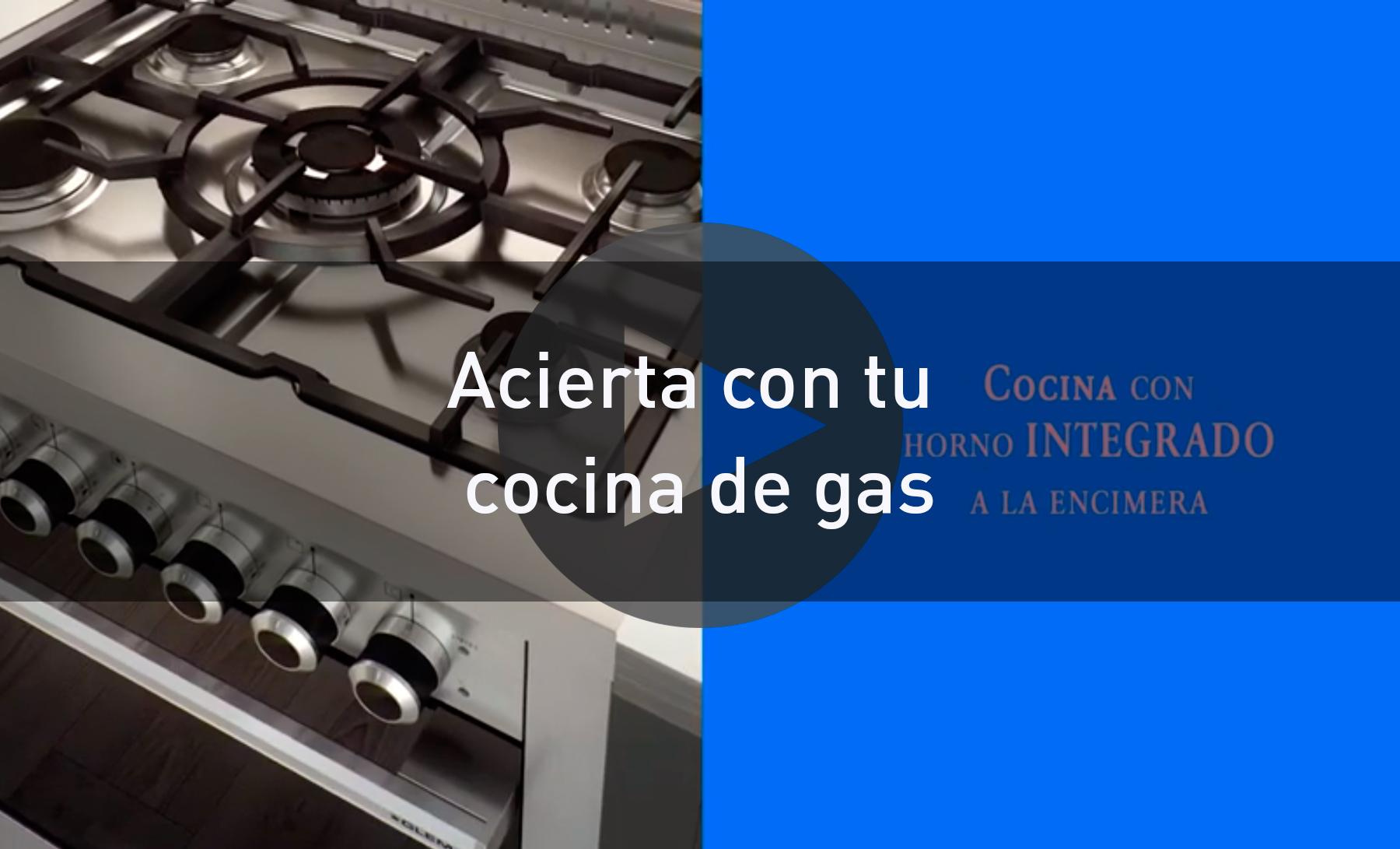 Cocina de gs